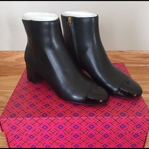 eb180f5cea11 Tory Burch Shoes - Tory Burch HOT THIS FALL Shelby Booties 8.5